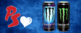 Buy 2 Monster 16oz